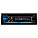 Radio CD auto JVC KD-R472, 4x50W, USB, iluminare albastru