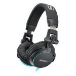Casti tip DJ SONY MDR-V55L, albastru