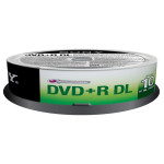DVD+R DL SONY 10DPR85SP, 16x, 8.5GB, 10buc - Spindle