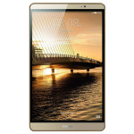 "Tableta HUAWEI MediaPad M2 8.0, Wi-Fi, 8.0"" Full HD IPS, Octa Core Kirin 930 2.0GHz + 1.5GHz, 32GB, 3GB, Android Lollipop 5.1, Champagne Gold"