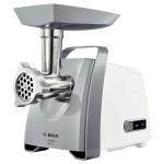 Masina de tocat carne BOSCH ProPower MFW45020, 2.7 kg/min, 1600W, alb