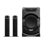 Sistem audio SONY MHC-GT5D, 2400W, USB, Bluetooth, NFC, iluminare LED DJ