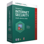 KASPERSKY Internet Security Multi-Device 2016, 1 an, 5 dispozitive, Box