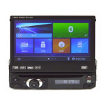 "Multimedia player auto PNI U8008A, 4x50, 1DIN, 7"", Mirroring pe Android"