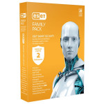 Antivirus ESET NOD32 Smart Security Family Pack V9, 1 an, 2 utilizatori