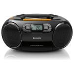 Radio CD Soundmachine MP3-CD, Caseta PHILIPS AZ328/12
