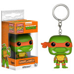 Breloc Pocket Pop! - TMNT Michelangelo