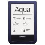 "eBook Reader POCKETBOOK Aqua 640, 6.0"" Touch, albastru"