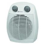 Aeroterma ROHNSON R6059, termostat, 2 trepte de putere, 2000W, alb