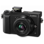 Camera foto mirrorless PANASONIC DMC-GX80, 16Mp, 3 inch + obiectiv 12-32mm, black