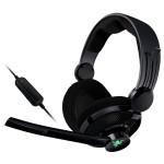 Casti gaming RAZER Carcharias PC/ XBOX 360, negru