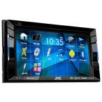 "Receiver AV auto JVC KW-V220BT, 4x50W,  6.2"", DVD, CD, USB, Bluetooth"