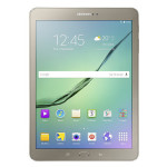 "Tableta SAMSUNG Galaxy Tab S2 VE T819, Wi-Fi + 4G, 9.7"", Octa Core 1.8GHz + 1.4GHz, 32GB, 3GB RAM,  Android 6.0, Gold"