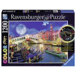 Puzzle RAVENSBURGER Color Starline - Venetia, 1200 piese
