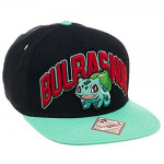 Sapca Pokemon -  Bulbasaur