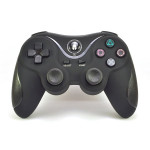 Controller wireless Spartan Gear Six-Axis BT PS3 Negru