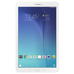 "Tableta SAMSUNG Galaxy Tab E T560, Wi-Fi, 9.6"", Quad Core T-Shark2 1.3GHz, 8GB, 1.5GB, Android, alb"