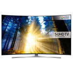 Televizor curbat LED Smart Ultra HD, 198cm, SAMSUNG UE78KS9502
