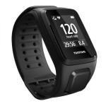 Smartwatch Spark 2 TOMTOM Cardio Large, black