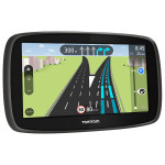 Sistem de navigatie TOMTOM Full EU LT, Touchscreen 6 inch, microSD