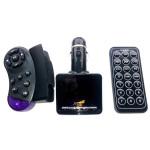 MP3 Player cu Modulator FM TUADIA RING, 7m, negru