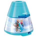 Lampa de veghe LED PHILIPS Frozen, veioza, proiector imagini
