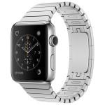 APPLE Watch Series 2 42mm Stainless Steel Case, Silver Link Bracelet