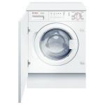 Masina de spalat incorporabila BOSCH Logixx WIS28141EU, 7kg, 1400rpm, A+, alb