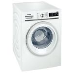 Masina de spalat frontala SIEMENS iQ700 WM14W540EU iSensoric Premium, 9kg, 1400rpm, A+++, alb