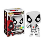 Figurina POP! Marvel - Deadpool Thumb up B&W SDCC 2016
