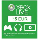Xbox Live 15 EUR - CD Key
