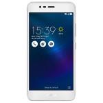 """Smartphone Dual Sim ASUS ZenFone 3 Max ZC520TL, 5.2"""", 13MP, 2GB RAM, 32GB, Quad-Core, 4G, Glacier Silver"""