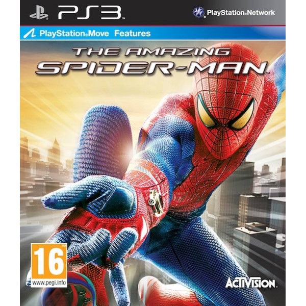 The Amazing Spider-Man PS3