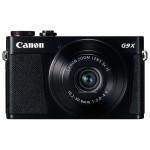 Camera foto digitala CANON PowerShot G9 X, 20.2Mp, 3x, 3 inch, Black