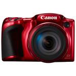 Camera foto digitala CANON PowerShot SX420 IS, 20Mp, 42x, 3 inch, Red
