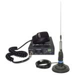 Pachet statie emisie-receptie MIDLAND Alan 100 4W + antena MIDLAND ML145 cu magnet 120/PL