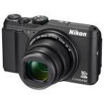 Camera foto digitala NIKON Coolpix S9900, 16 Mp, 30x, 3 inch, negru