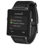 Smartwatch GARMIN Vivoactive, negru