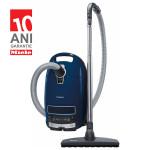 Aspirator cu sac MIELE Complete C3 Parquet PowerLine, 4.5l, 1600W, albastru