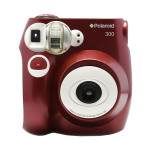 Camera foto instant Polaroid 300, rosu