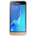 Smartphone SAMSUNG Galaxy J3 (2016) DUAL SIM 8GB Gold