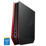 Sistem IT ASUS ROG GR8-R083M, Intel® Core™ i7-4510U pana la 3.1GHz, 16GB, 256GB SSD, nVIDIA GeForce GTX 750Ti 2GB GDDR5, Free Dos