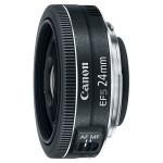Obiectiv Canon EFS 24mm F2.8 STM