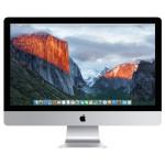 """Sistem All in One APPLE iMac mk482z/a, 27"""" IPS Retina 5K Display, Quad Core Intel® Core™ i5 pana la 3.9GHz, 8GB, 2TB Fusion Drive, AMD Radeon R9 M395 2GB, OS X El Capitan  - Tastatura layout INT"""