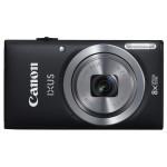 Camera foto digitala CANON IXUS 177, 20Mp, 8x, 2.7 inch, Black