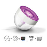 Philips Hue Iris, Lampa inteligenta LED WiFi, lumina RGB, 210lm