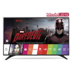 Televizor LED Smart Full HD, 124cm, LG 49LH6047