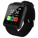 Smartwatch TELLUR U8 Watch, Black
