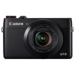 Camera foto digitala CANON PowerShot G7 X, 20.2Mp, 4.2x, 3 inch, Black