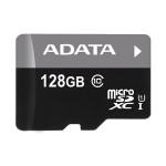 Card de memorie microSDXC 128GB ADATA Clasa 10 UHS-I